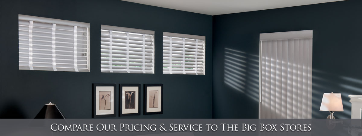 shutter pricing charlotte nc