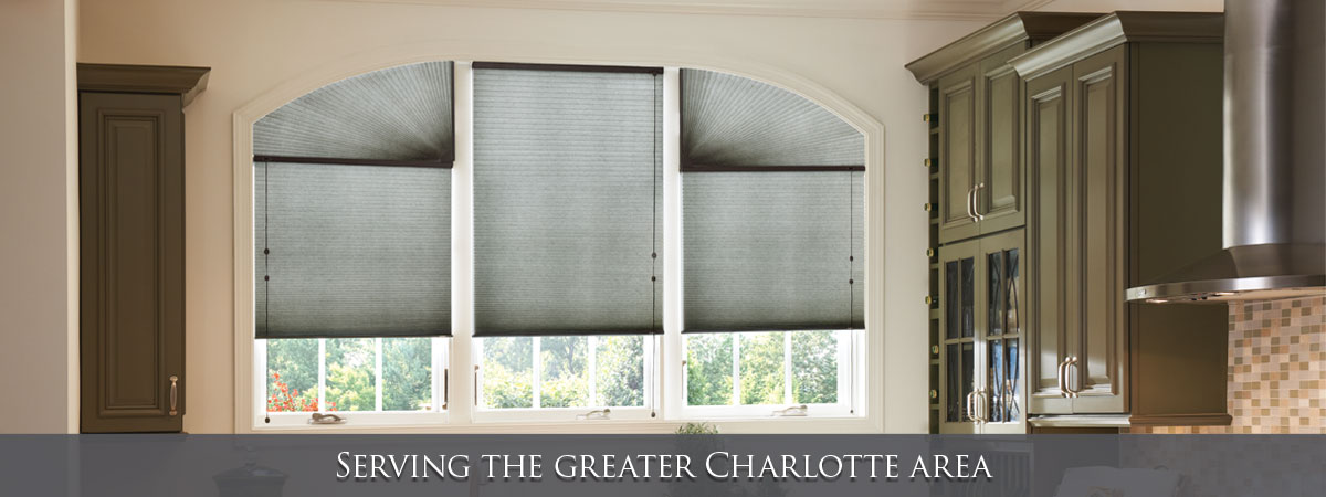 window treatments charlotte nc