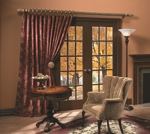 offering a large selection of stylish drapery hardware in charlotte
