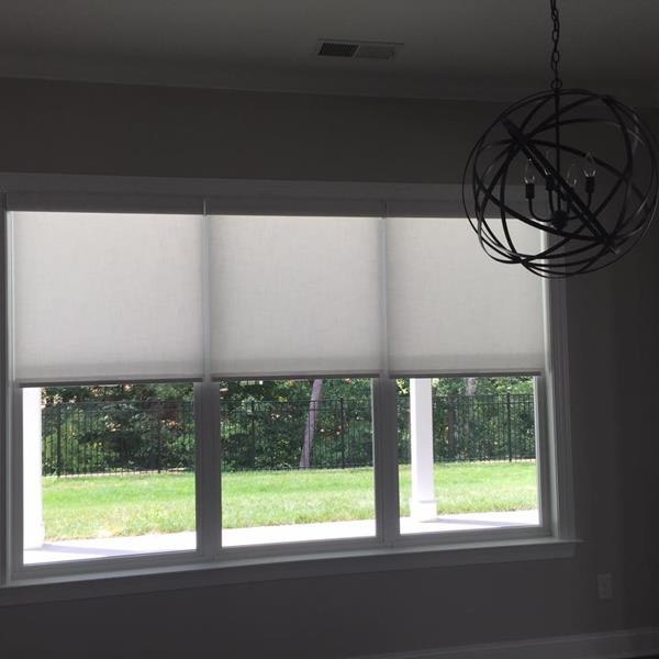 New Cordless Roller Shades in Denver, NC