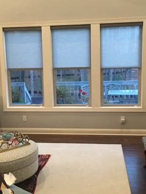 Motorized Roller Shades in Mooresville, NC